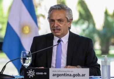 Reforma judicial | Alberto Fernández relativizó la 'enmienda Parrilli' contra los medios: «Es un agregado casi ocioso»