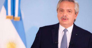 """Alberto Fernández anunció un confinamiento estricto durante 9 días: """"Suspendemos toda actividad económica, recreativa y religiosa"""""""